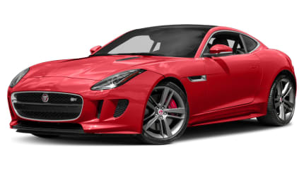 2017 Jaguar F-TYPE - 2dr Rear-wheel Drive Coupe (S British Design Edition)