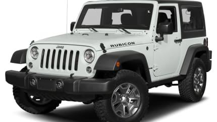2017 Jeep Wrangler - 2dr 4x4 (Rubicon)