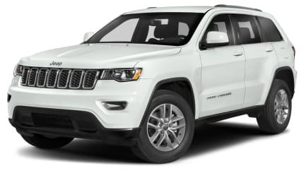 2017 Jeep Grand Cherokee - 4dr 4x2 (Laredo)