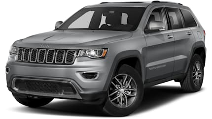 2017 Jeep Grand Cherokee - 4dr 4x2 (Limited)