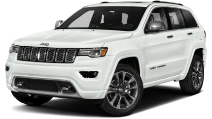 2017 Jeep Grand Cherokee - 4dr 4x2 (Overland)