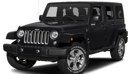 2017 Jeep Wrangler Unlimited - 4dr 4x4 (Sahara)