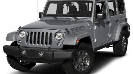 2017 Jeep Wrangler Unlimited - 4dr 4x4 (Rubicon)