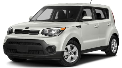 2017 Kia Soul - 4dr Hatchback (Base)
