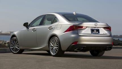 2017 Lexus IS 300 - 4dr All-wheel Drive Sedan (Base)