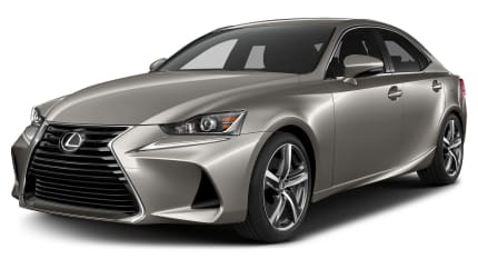 2017 Lexus IS 350 - 4dr Rear-wheel Drive Sedan (Base)