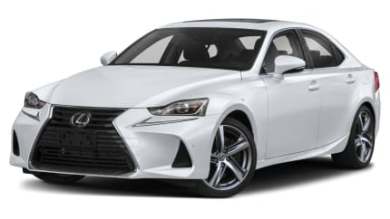 2017 Lexus IS 350 - 4dr Rear-wheel Drive Sedan (Base)
