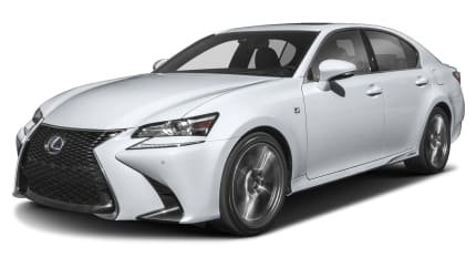 2017 Lexus GS 450h - 4dr Sedan (F Sport)