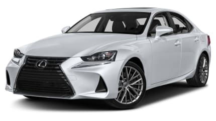 2017 Lexus IS 200t - 4dr Rear-wheel Drive Sedan (Base)