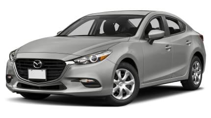 2017 Mazda Mazda3 - 4dr Sedan (Sport)