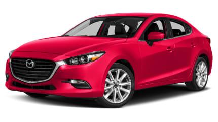 2017 Mazda Mazda3 - 4dr Sedan (Touring)