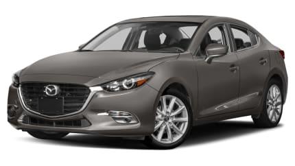 2017 Mazda Mazda3 - 4dr Sedan (Grand Touring)