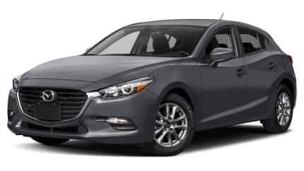 2017 Mazda Mazda3 - 4dr Hatchback (Sport)