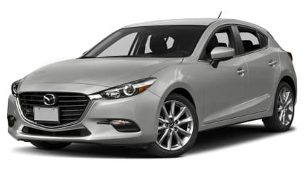 2017 Mazda Mazda3 - 4dr Hatchback (Touring)
