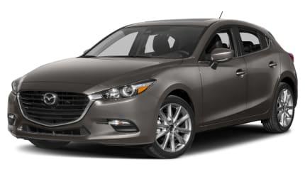 2017 Mazda Mazda3 - 4dr Hatchback (Touring 2.5)