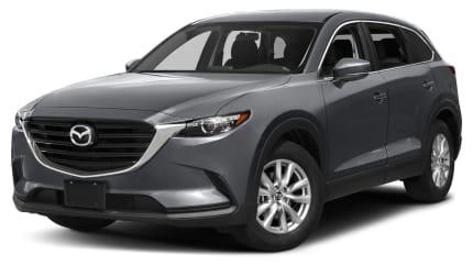 2017 Mazda CX-9 - 4dr Front-wheel Drive Sport Utility (Sport)