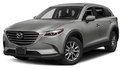 2017 Mazda CX-9 - 4dr Front-wheel Drive Sport Utility (Touring)