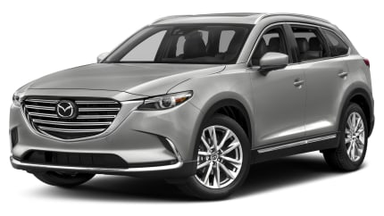 2017 Mazda CX-9 - 4dr Front-wheel Drive Sport Utility (Grand Touring)