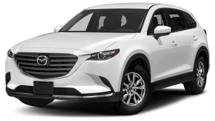 2017 Mazda CX-9 - 4dr All-wheel Drive Sport Utility (Touring)