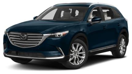 2017 Mazda CX-9 - 4dr All-wheel Drive Sport Utility (Grand Touring)