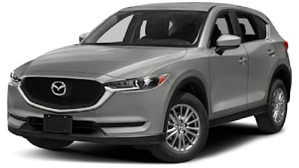 2017 Mazda CX-5 - 4dr Front-wheel Drive Sport Utility (Sport)