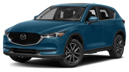 2017 Mazda CX-5 - 4dr All-wheel Drive Sport Utility (Grand Touring)