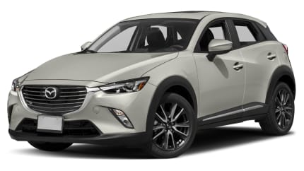 2017 Mazda CX-3 - 4dr Front-wheel Drive Sport Utility (Grand Touring)