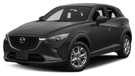 2017 Mazda CX-3 - 4dr All-wheel Drive Sport Utility (Sport)