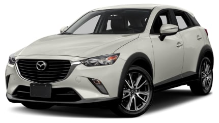 2017 Mazda CX-3 - 4dr All-wheel Drive Sport Utility (Touring)