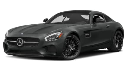 2017 Mercedes-Benz AMG GT - AMG GT Coupe (Base)