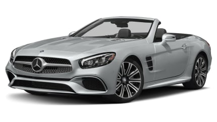 2017 Mercedes-Benz SL-Class - SL550 2dr Roadster (Base)