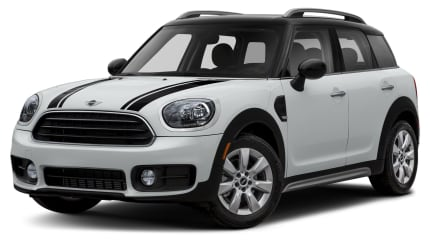 2017 MINI Countryman - 4dr Front-wheel Drive Sport Utility (Cooper)