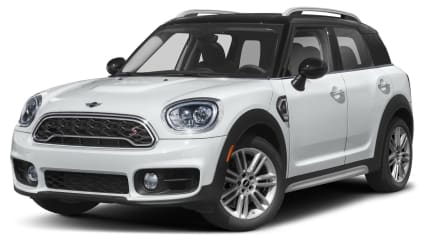 2017 MINI Countryman - 4dr Front-wheel Drive Sport Utility (Cooper S)