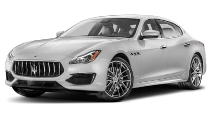 2017 Maserati Quattroporte - 4dr Rear-wheel Drive Sedan (S)