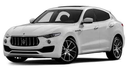 2017 Maserati Levante - All-wheel Drive Sport Utility (Base)