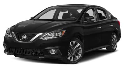 2017 Nissan Sentra - 4dr Sedan (SR Turbo)