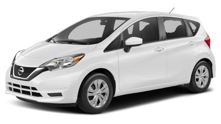 2017 Nissan Versa Note - 4dr Hatchback (SR)