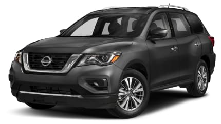 2017 Nissan Pathfinder - 4dr Front-wheel Drive (S)