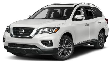 2017 Nissan Pathfinder - 4dr Front-wheel Drive (Platinum)