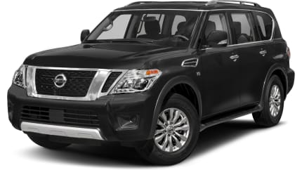 2017 Nissan Armada - 4dr All-wheel Drive (SV)