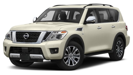 2017 Nissan Armada - 4dr All-wheel Drive (SL)