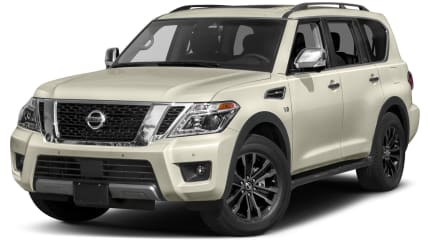 2017 Nissan Armada - 4dr All-wheel Drive (Platinum)