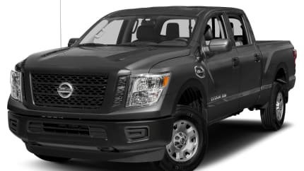 2017 Nissan Titan XD - 4dr 4x2 Crew Cab 6.6 ft. box 151.6 in. WB (S Diesel)