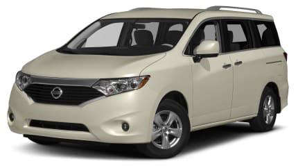 2016 Nissan Quest - Front-wheel Drive Passenger Van (S)
