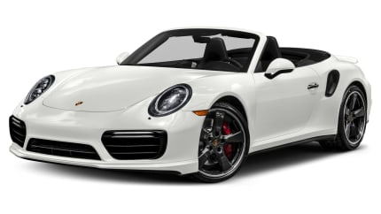 2017 Porsche 911 - 2dr All-wheel Drive Cabriolet (Turbo S)