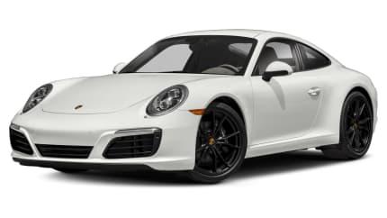 2018 Porsche 911 - 2dr Rear-wheel Drive Coupe (Carrera)