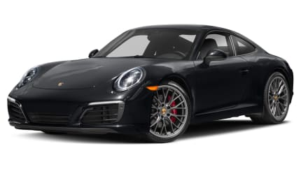 2017 Porsche 911 - 2dr Rear-wheel Drive Coupe (Carrera S)