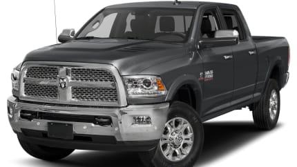 2017 RAM 2500 - 4x2 Crew Cab 149 in. WB (Laramie)