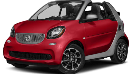 2017 smart fortwo - 2dr Cabriolet (passion)