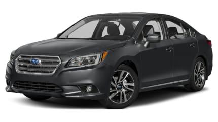 2017 Subaru Legacy - 4dr All-wheel Drive Sedan (2.5i Sport)